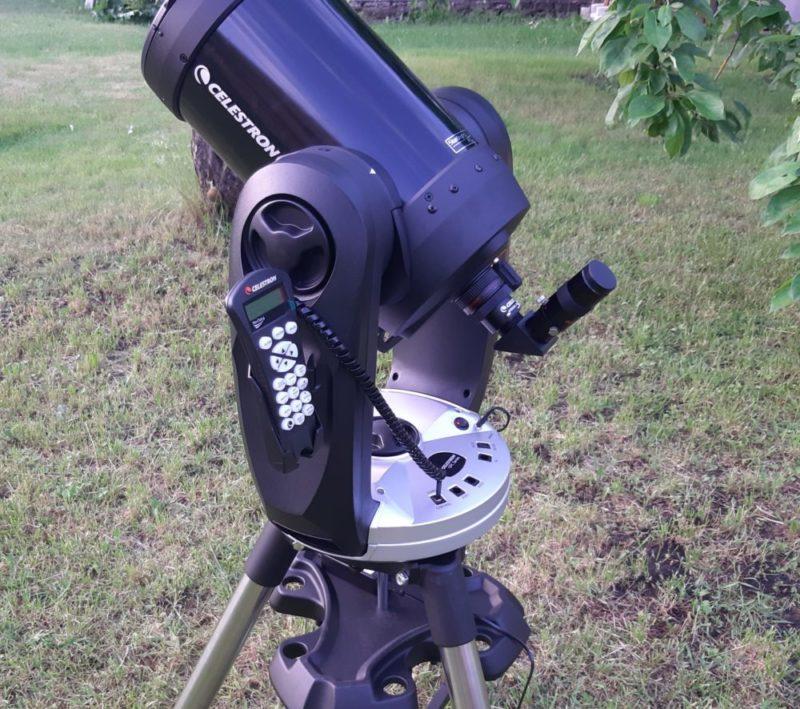 """Biedrība """"Zaļai nākotnei"""" realizējusi projektu """"Skatiens ārā- mobila teleskopa iegāde izglītojošiem debesu novērojumiem naktī un dienā"""""""